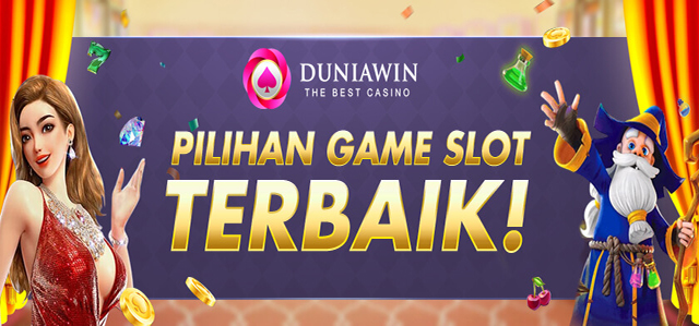 Game Slot Online - Judi Bola - Live Casino Terlengkap dengan Fitur Terbaik